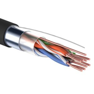 FTP 4PR 24AWG, CAT5e. OUTDOOR, 305м. PROconnect (01-0154)
